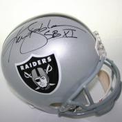 Victory Collectibles VIC-000106-30518 Ken Stabler Autographed Oakland Replica Helmet