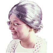 Costumes For All Occasions FW9259 Wig Granny Grey