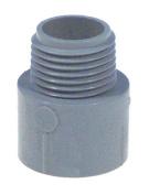 Thomas And Betts Lamson 1-.63.5cm . Non Metallic Male Terminal Adapter Slip To Threa