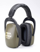 Pro-Ears Ultra Passive 28 Shooting Hearing Protection Headset - Green