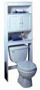Zenith Products Country Cottage Spacesaver White 3 Shelves