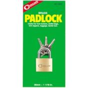 Coghlans 160074 30mm Brass Padlock