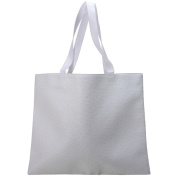Premium Connection 290-WFOB Roberto Amee White Ostrich Tote