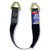 Ancra Manufacturing 30AS33BK S-Line 33 Axle Strap with Sleeve