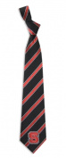 Eagles Wings 6232 North Carolina State - NC State - WolfPack Woven Polyester Tie