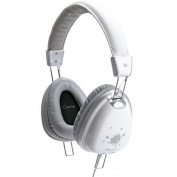 IDANCE FUNKY500 Lightweight Headphones - White