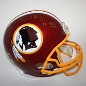 Victory Collectibles VIC-000058-30536 Doug Williams Autographed Washington Replica Helmet