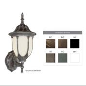 Trans Globe Lighting 4040 BG Wall Sconces , Outdoor Lighting, Black Gold
