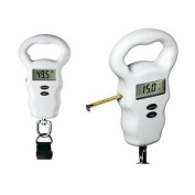 Conair TS600LS Luggage Scale with Beeper Feature Indicat