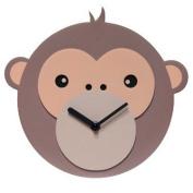 Infinity Instruments 14413 Monkey Business Wall Clock