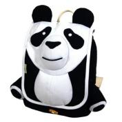 ecogear BG-2846 Panda bag- Black- White by ecogear