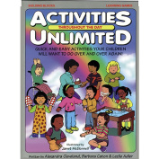 Gryphon House 23158 Activities Unlimited Book - Paperback