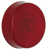 Peterson Mfg. 2-.127cm . Red Sealed Clearance Light V142R