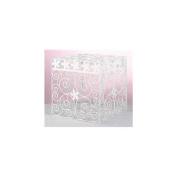 Lillian Rose Inc. MB510 3m x 0m x 3m x 0m White Metal Gift Box Card Box