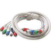 12 5-RCA Component Video/audio Cable