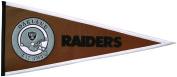 Winning Streak Sports 61722 Oakland Raiders Pigskin Pennant