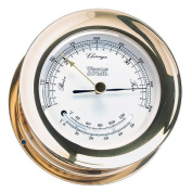 Weems & Plath 201000 Atlantis Barometer and Thermometer Combination