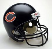 Creative Sports RD-BEARS-R Chicago Bears Riddell Full Size Deluxe Replica Football Helmet