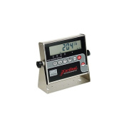 Cardinal Scale-Detecto 204 Lcd Digital Weight Indicator Stainless Steel Enclosure Battery Operation Standard