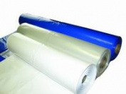 Dr. Shrink DS-147128B 4.3m x 39m Shrinkwrap 7-ml Blue