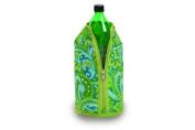 Picnic Plus Psm-713Gp 2 Litre Jacket- Green Paisley