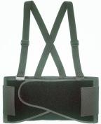 Custom Leathercraft Extra-LargeElastic Back Support Belt 5000XL