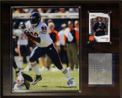 C & I Collectables 1215PEPPERS NFL Chicago Bears Player Plaque
