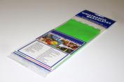 Medtech Wristbands T030010041P0100 100 Supertek .190cm . Solid Neon Lime