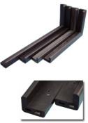 Gared Sports LSCE48 120cm . Pro-Mould Recreational Backboard Padding