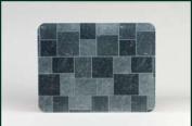 HY-C T2UL3636GT-1C 36 in. x 36 in. Type 2 UL1618 Stove Board - Gray Slate Tile