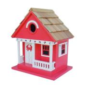 Home Bazaar HB-9401S Crab Cottage - Red