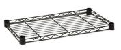 Honey-Can-Do SHF350B1848 Steel Shelf-350Lb Black 18X48