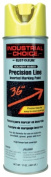 Rustoleum 203025 500ml High Visibility Yellow Precision-Line Inverted Marking Pa - Case of 12