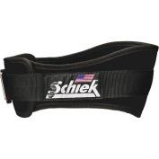 Schiek Sport 2004-XXL 12cm Original Nylon Belt Black XXL