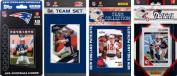C & I Collectables BENGALS511TS NFL 12 X 15 Cincinnati Bengals 5 Different Licenced Trading Card Team Sets