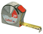 Alvin&Co L2125 25 Power Tape Measure with Convenient Top Thumb Lock