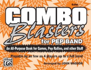 Alfred 00-MBC9613 Combo Blasters for Pep Band - Music Book