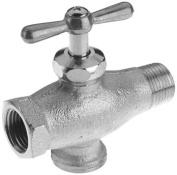 B And K Industries .127cm . In-Line Bypass Washing Machine Valve 102-204