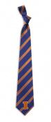 Eagles Wings 6227 Illinois Fighting Illini Woven Polyester Tie