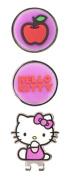 Williams Sports Holdings HKG-K.HAT CLIP Hello Kitty Golf Hat Clip & Ball Marker-Kisses