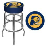 Indiana Pacers NBA Padded Swivel Bar Stool