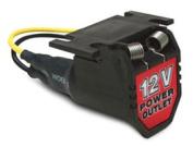RoadPro RPPS-16ES 12-Volt 6 ft. Extension Power Cord with Cigarette Lighter Socket
