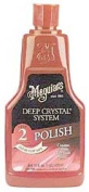 Meguiars 470ml Deep Crystal System Polish A2116