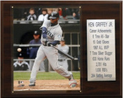 C & I Collectables 1215GRIFFST MLB Ken Griffey Jr. Seattle Mariners Career Stat Plaque