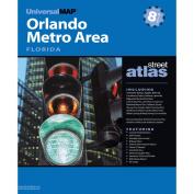 Universal Map 076256329X Atlanta GA Metro Street Atlas