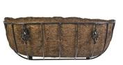 CobraCo HTANT24-B 60cm Antoinette Horse Trough Planter