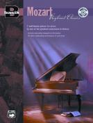Alfred 00-19470 Basix- Keyboard Classics- Mozart - Music Book