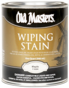 Old Masters 11604 0.9l Maple Wiping Stain