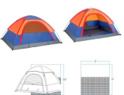 Gigatent CT 008 Large Explorer Dome 6 x 5 x 36 Height