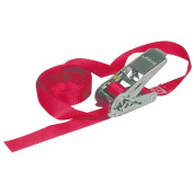 Hampton Products Keeper 3.96m Ratchet Tie-Downs With Endless Loop 89512-10 - Pack of 12